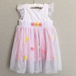 Little Me Toddler Girl Floral Dress